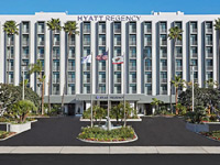 Hyatt Regency John Wayne Airport, Newport Beach