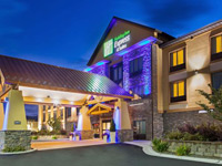 Holiday Inn Express Hotel & Suites Helena