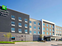 Holiday Inn Express & Suites Lubbock Central - University Area