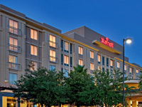 Marriott Austin South Airport