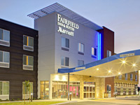 Fairfield Inn & Suites Bakersfield North/Airport