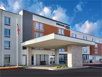 SpringHill Suites Colorado Springs Northwest