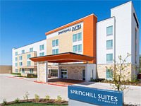 SpringHill Suites Weatherford Willow Park