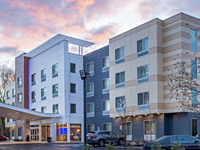 Fairfield Inn & Suites Eugene East Springfield