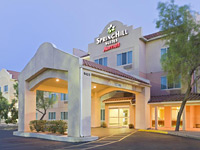 SpringHill Suites Phoenix Metro Center Mall/I-17