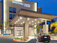 SpringHill Suites Escondido Downtown