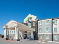 Holiday Inn Express and Suites Monahans - I-20