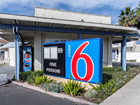 Motel 6 - Oceanside Marina