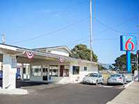 Motel 6 Crescent City