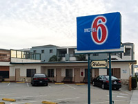 Motel 6 Pismo Beach - Pacific Ocean