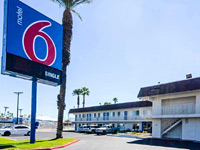 Motel 6 Indio - Palm Springs Area