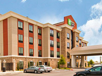 Holiday Inn Express Hotel & Suites San Antonio SE By AT&T Center