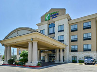 Holiday Inn Express San Hotel & Suites Antonio NW Medical Center