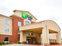 Holiday Inn Express Hotel & Suites-Shamrock North