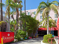 Ramada Plaza Hotel Suites West Hollywood / Beverly Hills