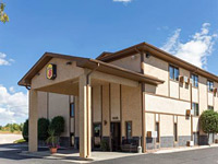 Super 8 by Wyndham Colorado Springs/Hwy 24 E/PAFB Area