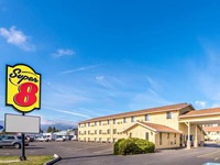 Super 8 by Wyndham Missoula/Brooks Street