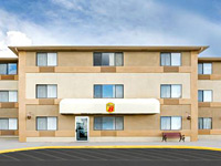 Super 8 by Wyndham Cedar City