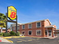 Super 8 by Wyndham Austin/Downtown/Capitol Area