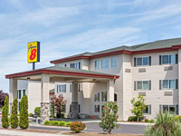 Super 8 Central Point Medford