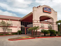 Howard Johnson Inn and Suites San Antonio Central