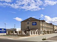 Microtel Inn & Suites by Wyndham Odessa