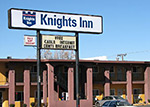 Knights Inn Downtown Albuquerque