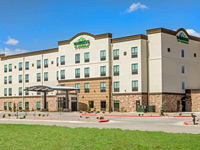 Wingate by Wyndham Lubbock near Texas Tech University Medical Center