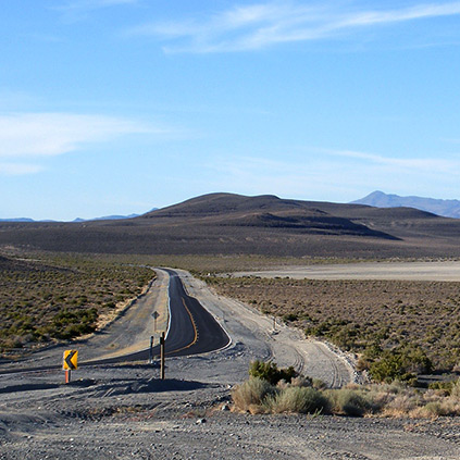 Hwy 34, Black Rock Desert