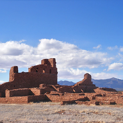 Abo, Salinas Pueblo Missions National Monument