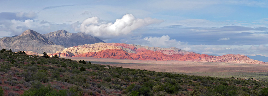 Nevada National Parks State Parks And Other Scenic Places