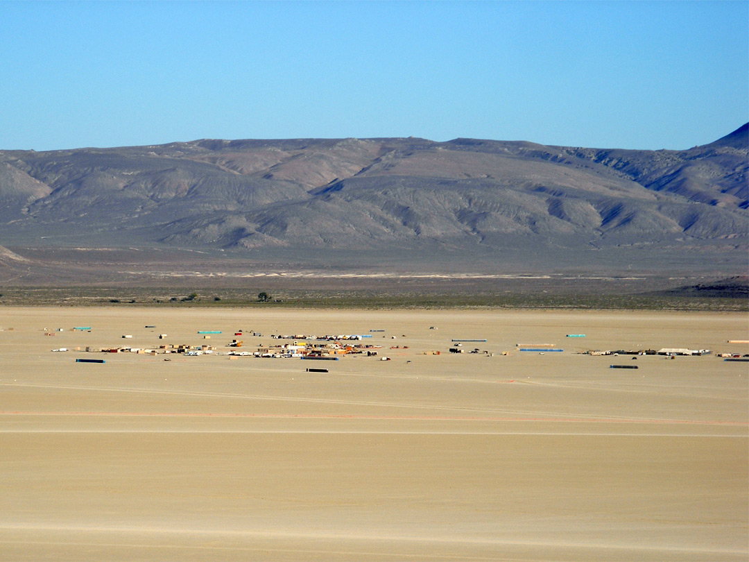 Burning Man - wide view