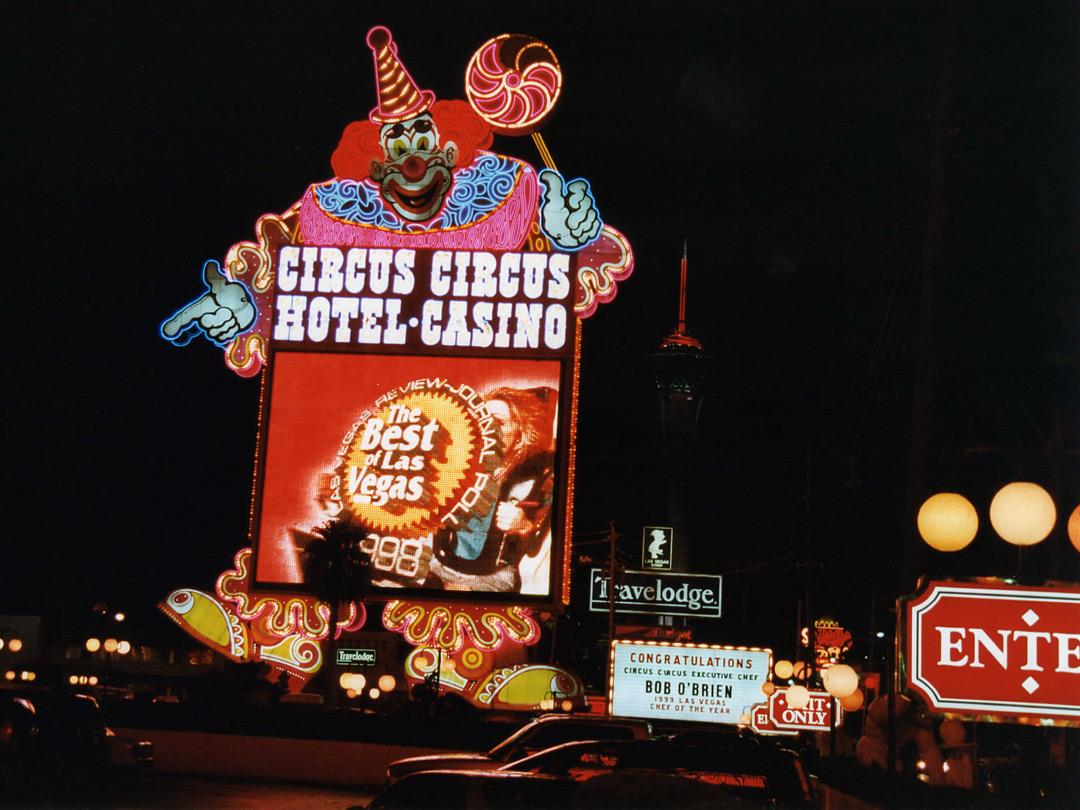 las vegas circus circus