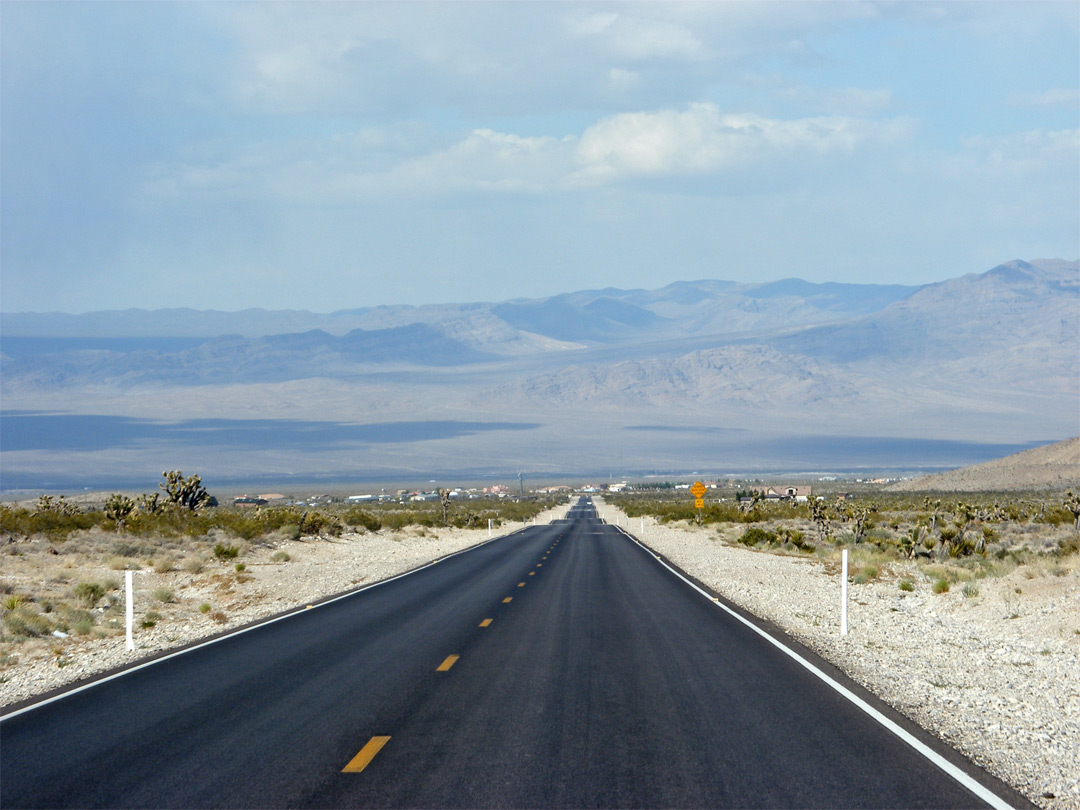 NV 157, approaching US 95
