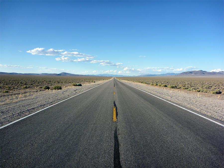 Scenic Drives in Nevada