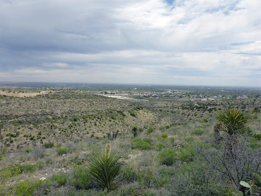 Pecos River valley