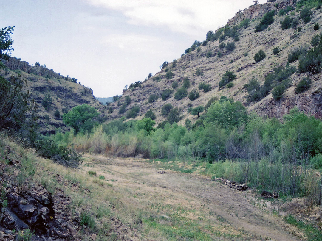 Middle Fork, Gila River