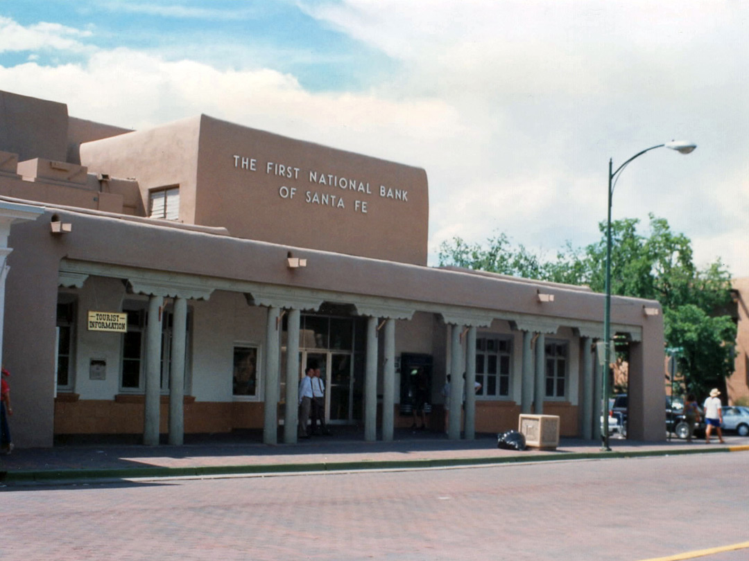 The First National Bank of Santa Fe