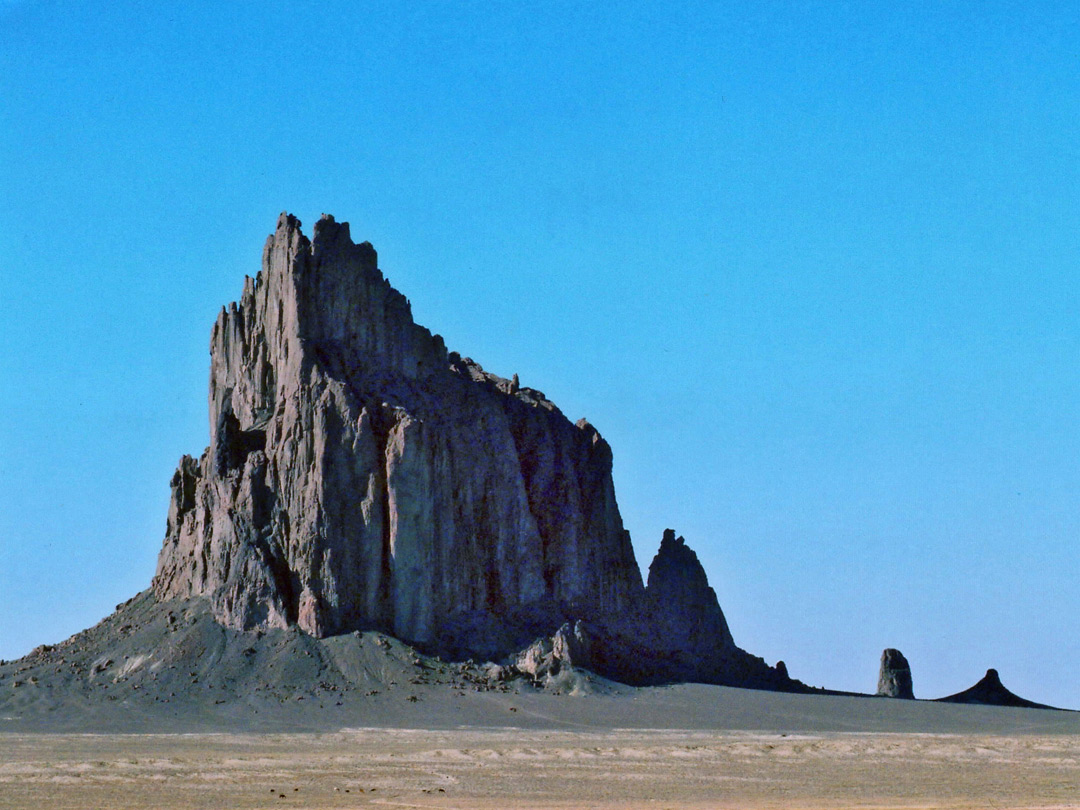 Shiprock - distant view