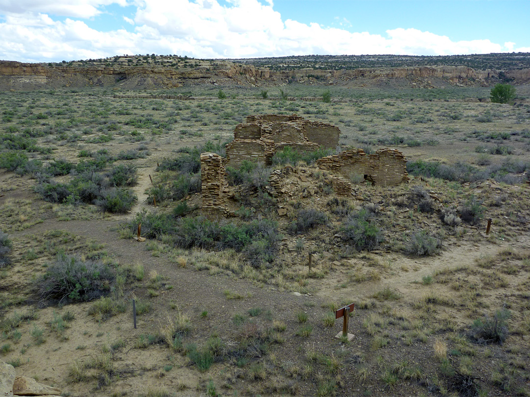 Wijiji and Chaco Canyon