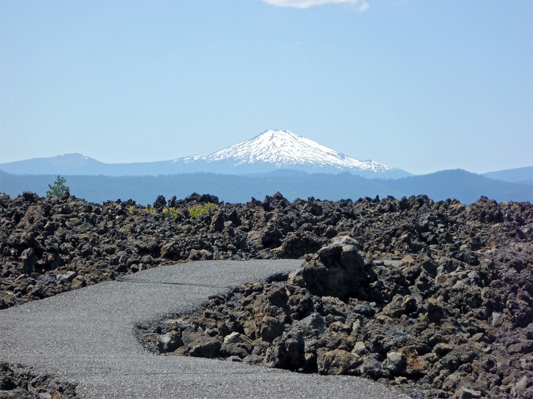 Mount bachelor newberry national volcanic monument oregon