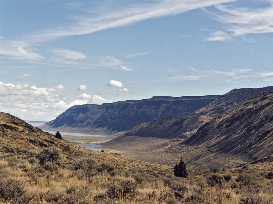 Poker Jim Ridge: Southeast Oregon, Oregon