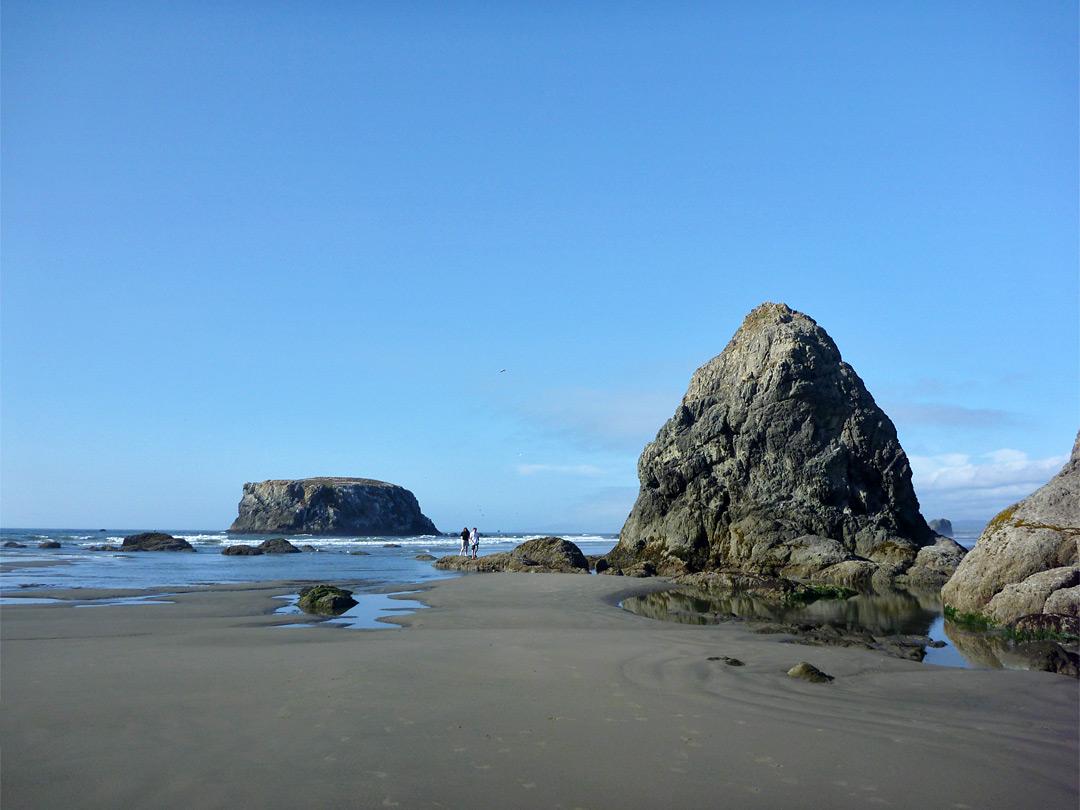 Southwest Pacific Ocean Beaches Oregon
