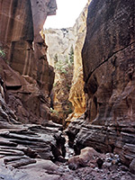 Bull Valley Gorge