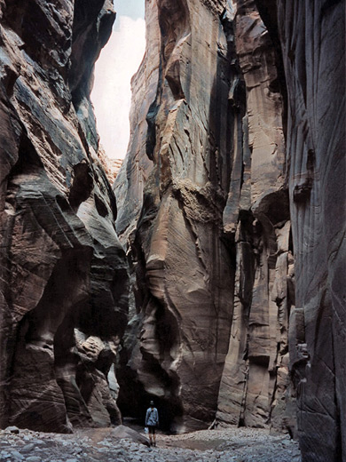 Buckskin Gulch, Utah/Arizona