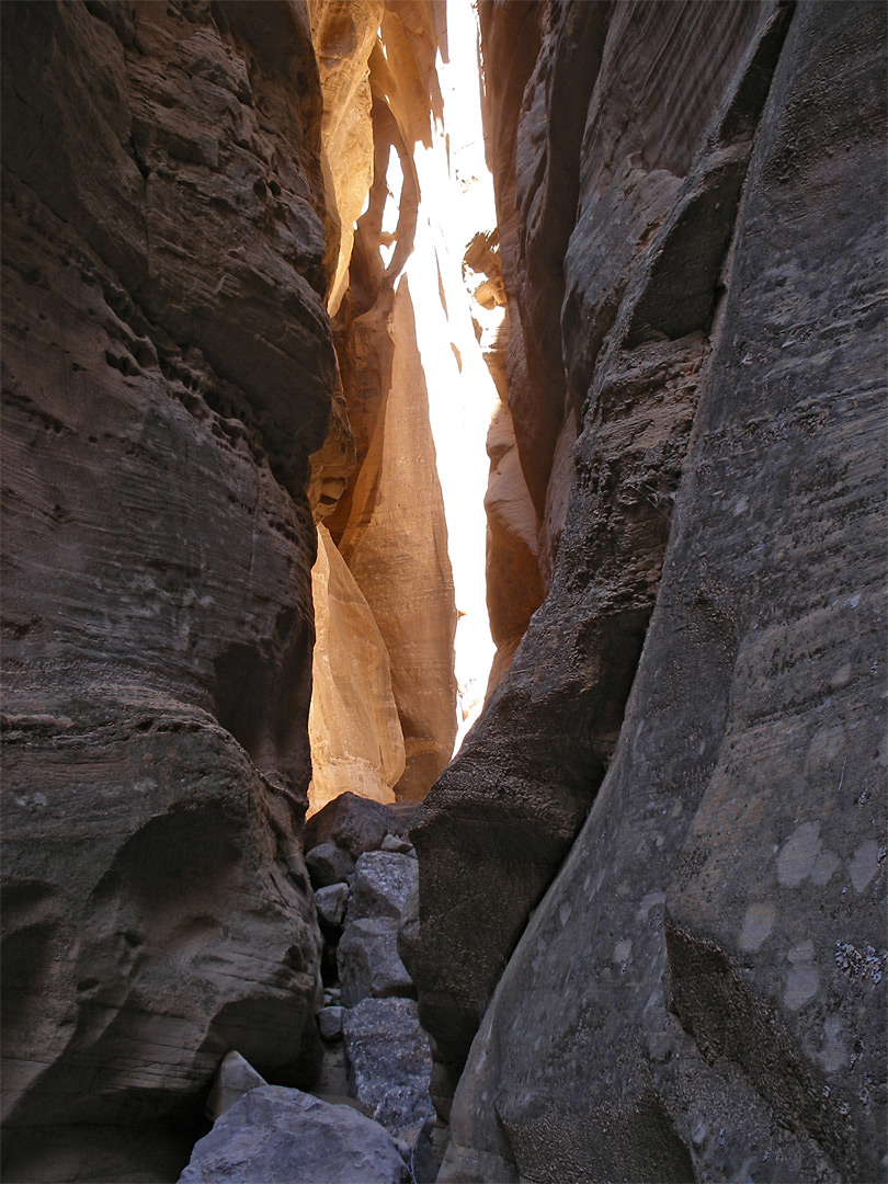 The deepest narrows