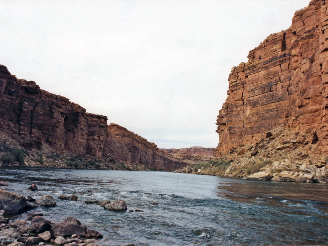 Cathedral Wash, Marble Canyon