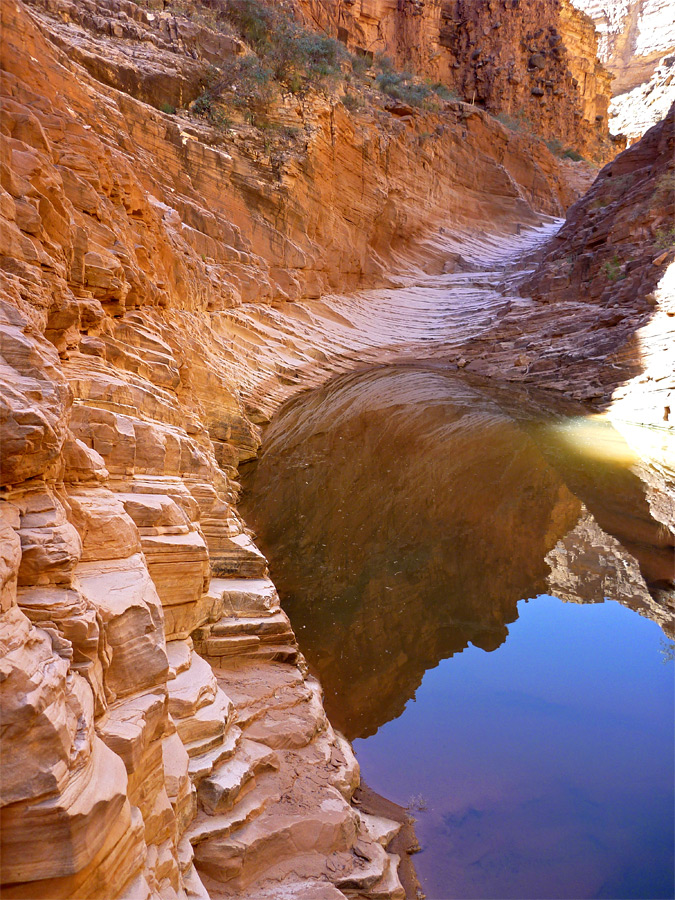 How Many Miles From >> Tanner Wash, Grand Canyon, Arizona