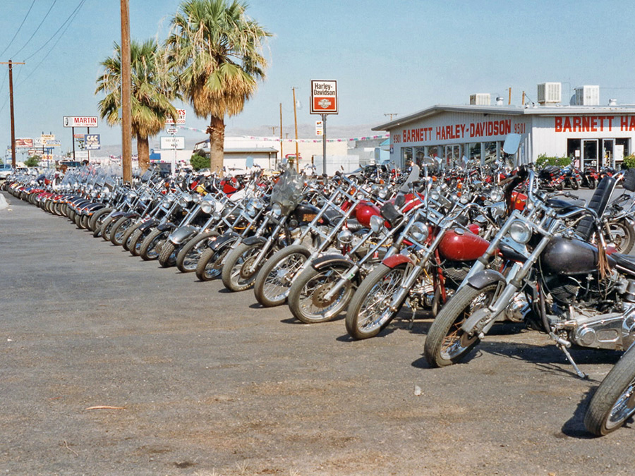 The world's biggest Harley dealer