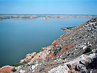 Lake Meredith National Recreation Area